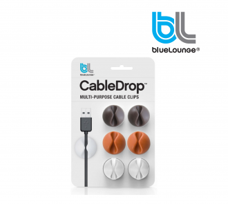Blue Lounge Cable Drop