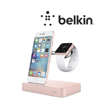 Belkin Charge Dock - Apple Watch + Iphone