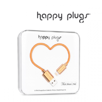 Happy Plugs Lightning To USB Charge