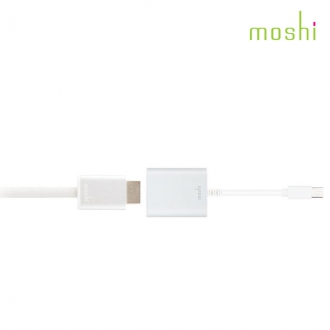 Moshi Mini Display Port to HDMI Cable 4k