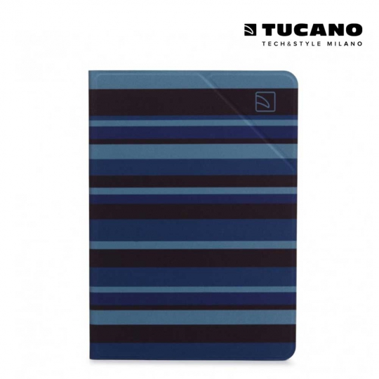 folio case for iPad Air 2 Angolo Stripes