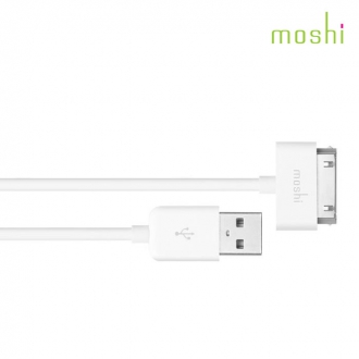 Moshi USB Cable with 30-pin connector